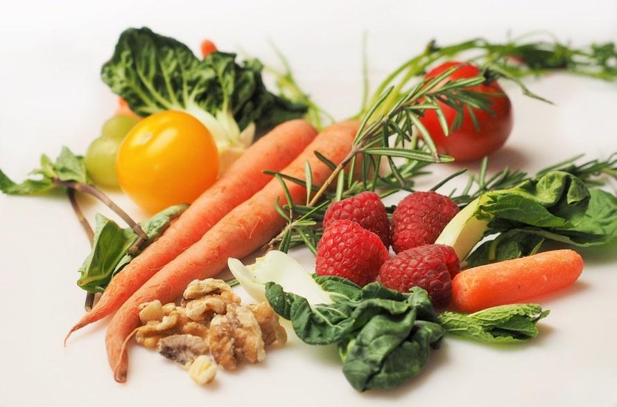 menu di dieta dietetica dissociata