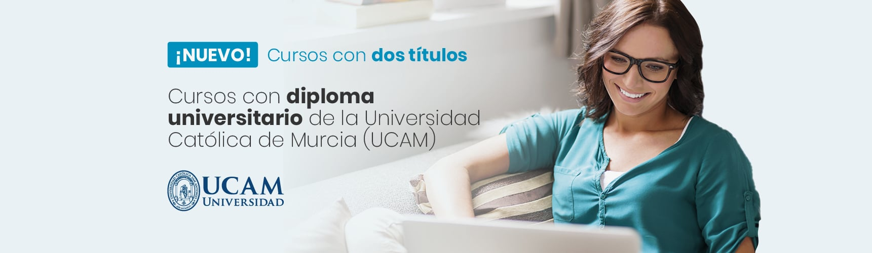 Cursos Superiores con titulación UCAM
