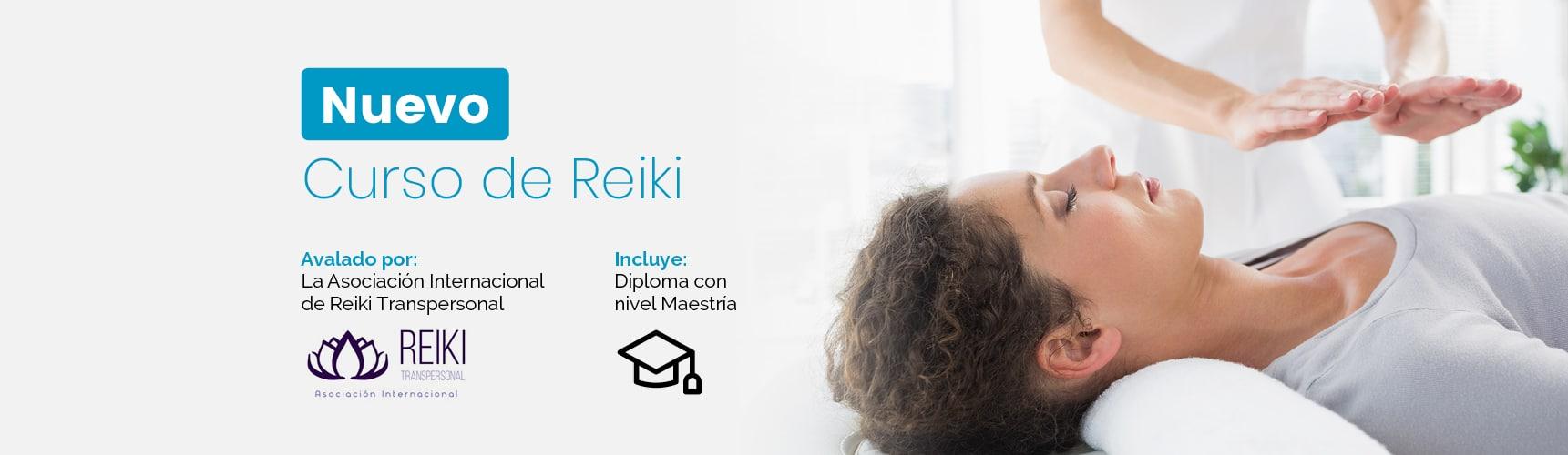 Nuevo curso de Reiki