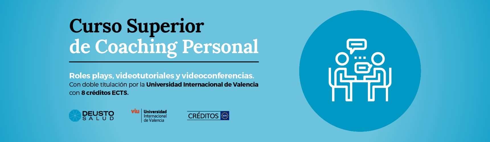 Curso Superior de Coaching Personal