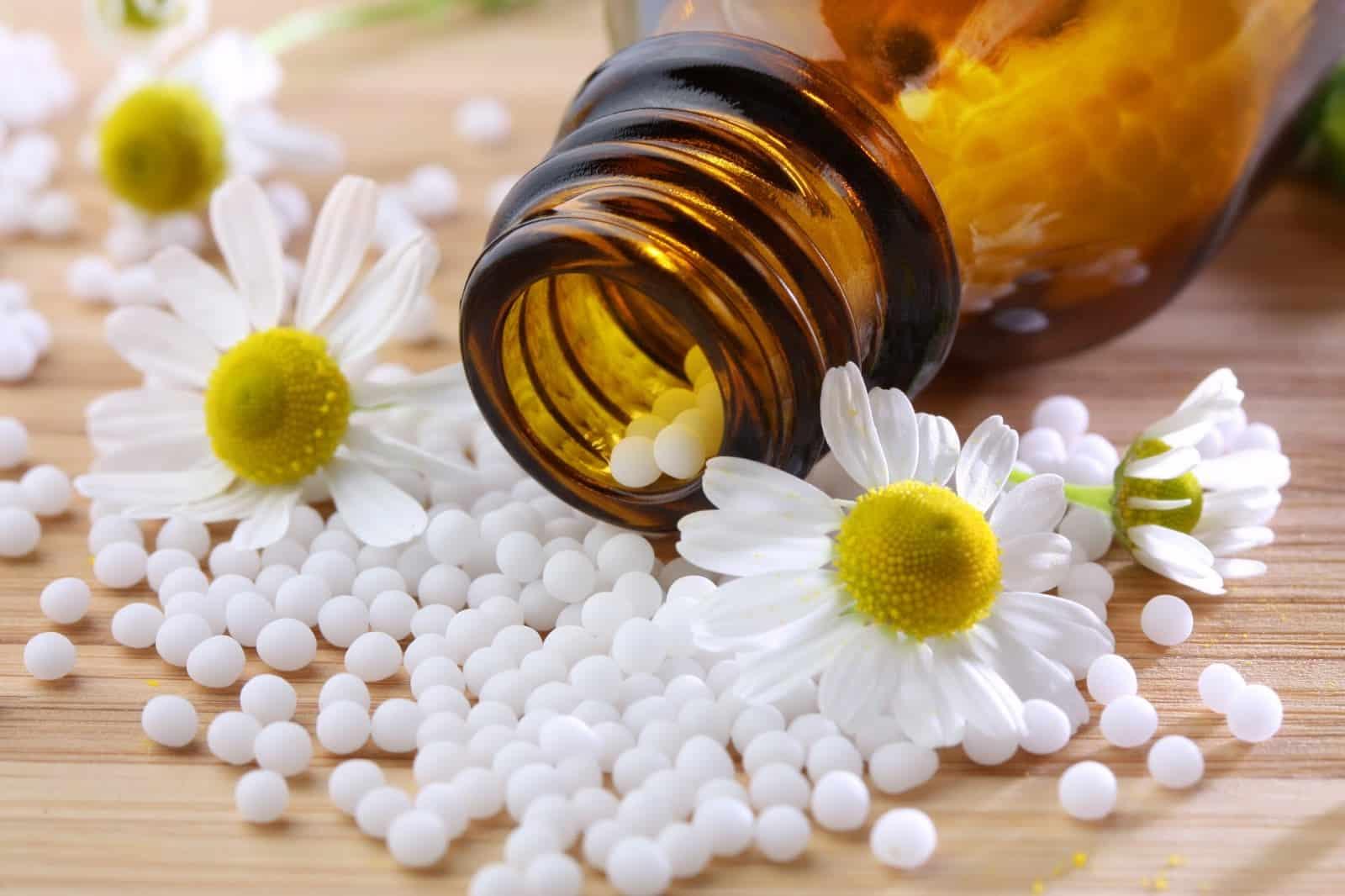 medicina homeopática para el síndrome de dolor pélvico