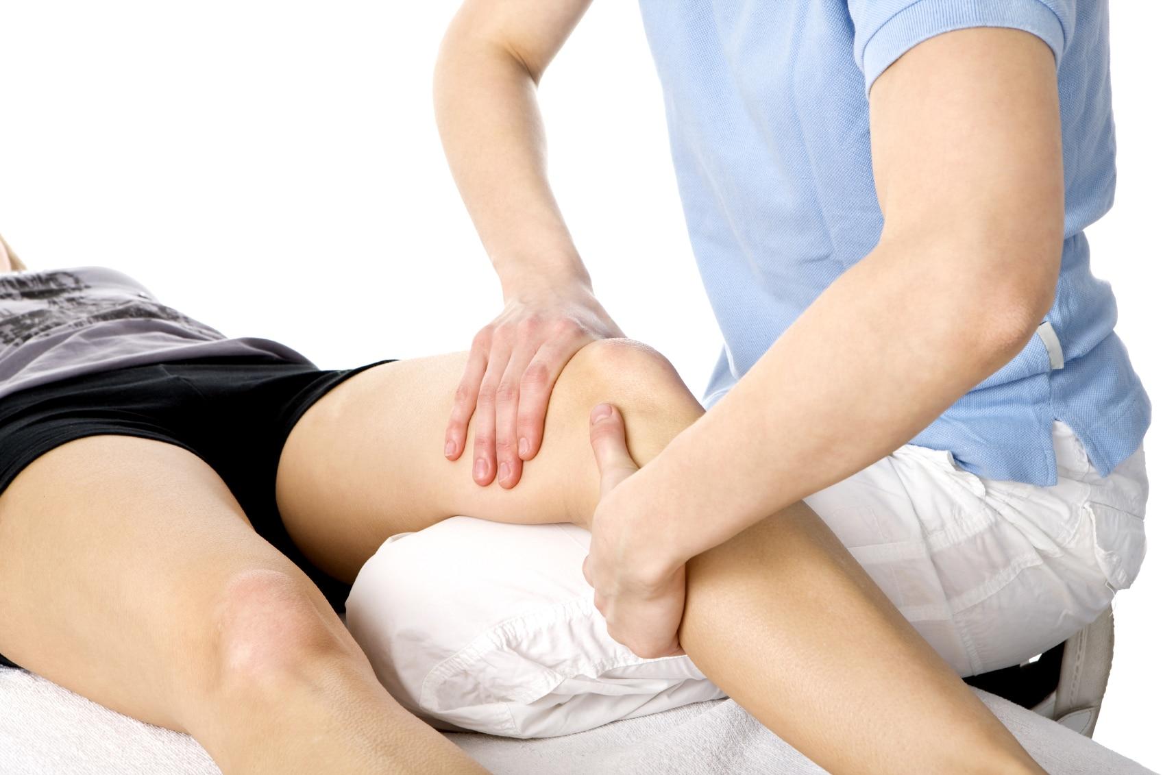 Ejercicios para fortalecer el musculo de la rodilla