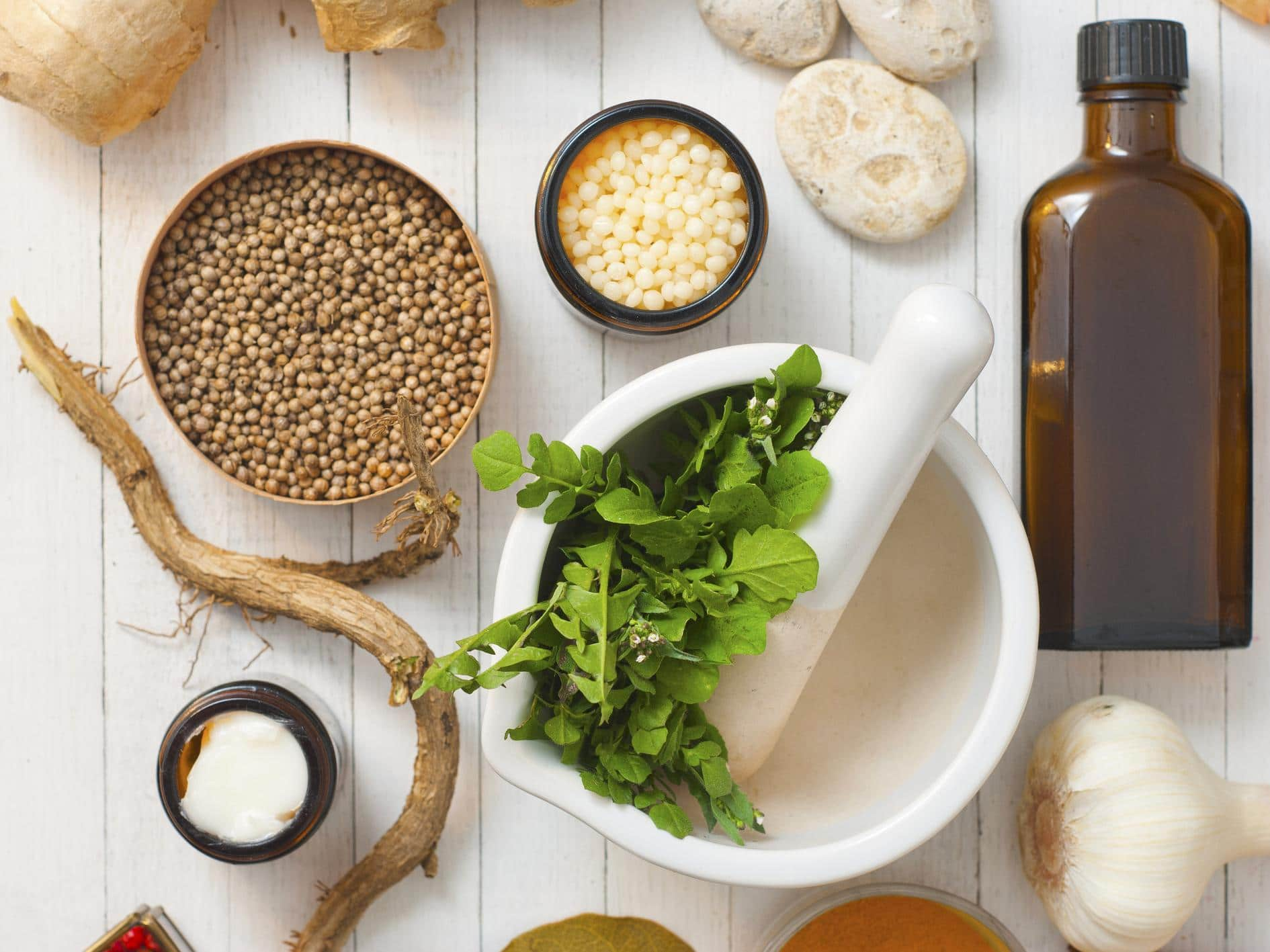 Curso de Homeopatía