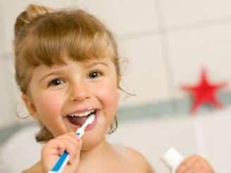 dentinción niños