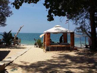 masajes en la playa