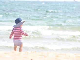 Protección solar para los más pequeños