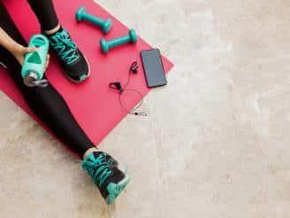 Cómo ganar músculo en casa