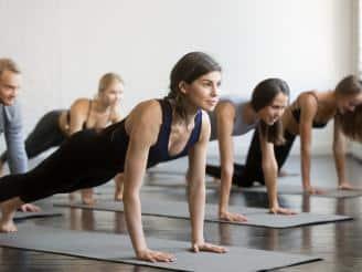 Control, precisión y fluidez en Pilates