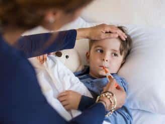 Enfermedades pediátricas: ¿cuántos tipos de meningitis hay?
