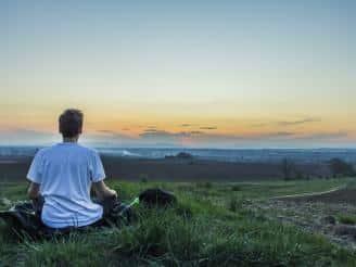 Meditar sentados en mindfulness
