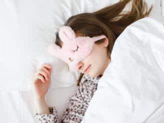 Pediatría: la higiene del sueño en adolescentes