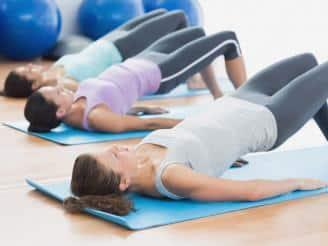 Como establecer control pélvico en Pilates