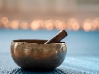 La base para la meditación de los sonidos de mindfulness