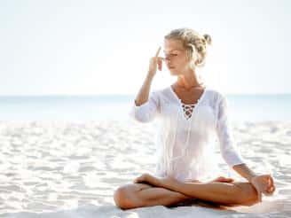 La respiracion en yoga