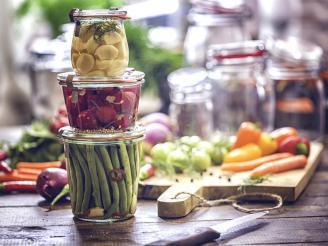 Nutrientes y propiedades encurtidos