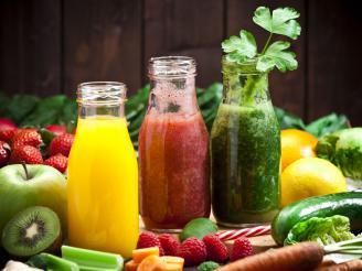 Dieta zumos detox, pros y contras