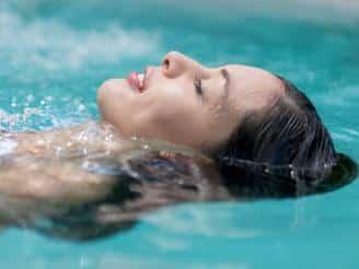 Hidroterapia: el poder de curación del agua