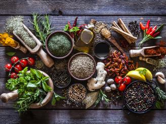 Guía de alimentos saludables para bajar de peso