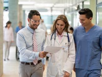 Mejorar la gestión de un centro sanitario