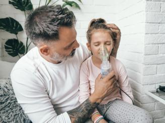 síntomas del asma en niños