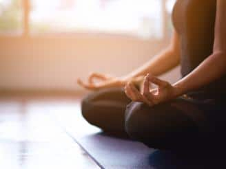 Yoga energía