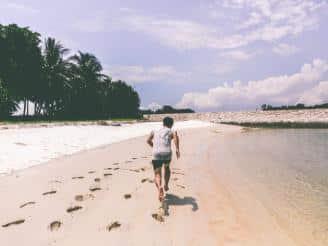 correr en verano