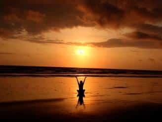 Ejercicios de yoga para mejorar la postura corporal